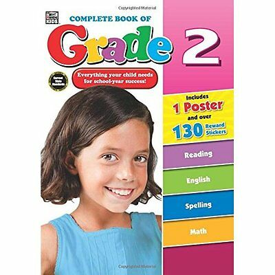 Complete Book of Grade 2 - Paperback NEW Thinking Kids ( 2015-01-05