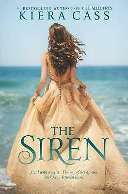 The Siren by Kiera Cass (English) Hardcover Book Free Shipping!