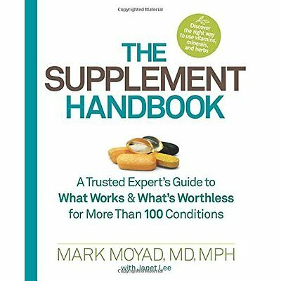 Supplement Handbook, The - Paperback NEW MD (Author), Mo 2014-11-19