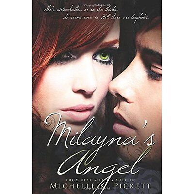 Milayna's Angel - Paperback NEW Michelle K. Pic 2015-07-07