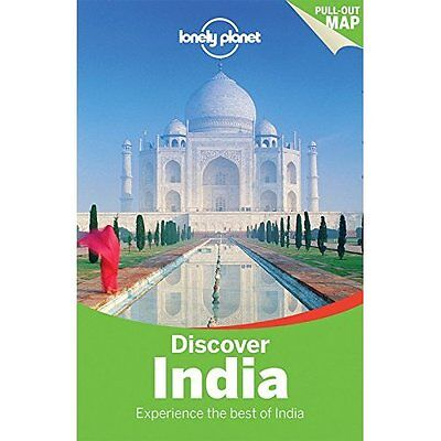 Lonely Planet Discover India (Travel Guide) - Paperback NEW Lonely Planet ( 2015