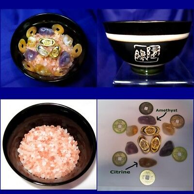 FSH123 Feng Shui Master Cure: Jùbaopén Treasure Bowl for Wealth & Health 2018