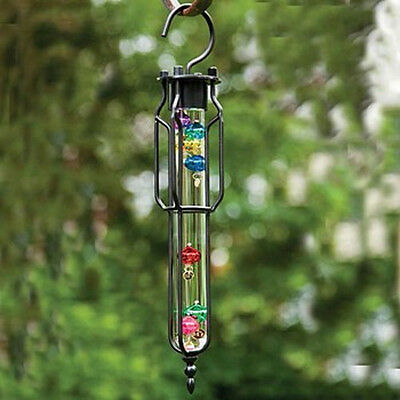*NEW IN BOX* Heebie Jeebies Hanging Galileo Thermometer 48cm