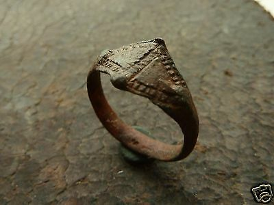 Ancient medieval ring  (347).