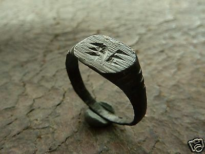 Ancient medieval ring  (219).