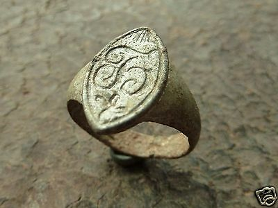 Post-medieval tin ring  (474).