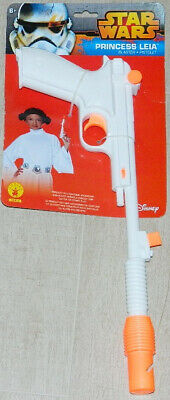 Classic Star Wars Princess Leia Blaster Prop Costume Toy NEW SEALED