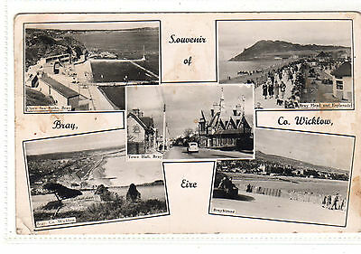 Ireland. Bray, County Wicklow. Printed.  Posted. Single. Standard..