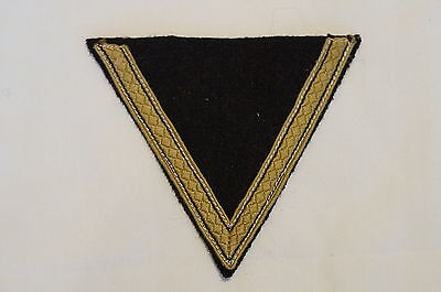 WW2 German SS Tropical Sturmmann Rank Chevron Insignia