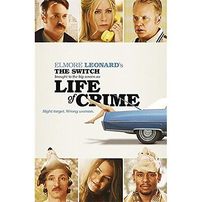 The Switch: Brought to the Big Screen as Life of Crime - Paperback NEW Elmore Le