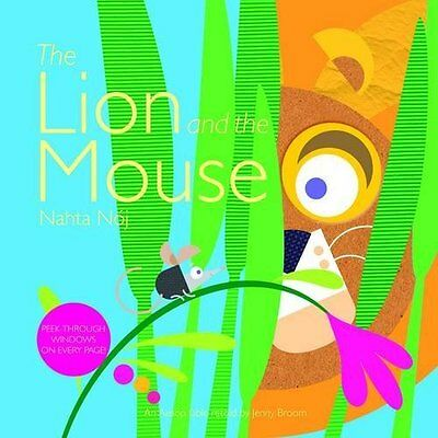 Lion and the Mouse - Paperback NEW Jenny Broom(Aut 2014-06-01