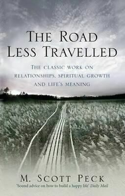 NEW The Road Less Travelled By M. Scott Peck Paperback Free Shipping