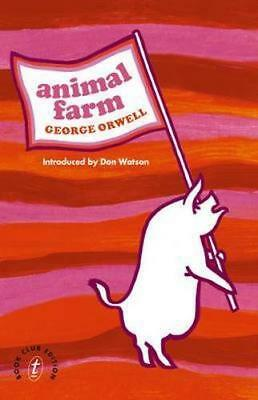 NEW Animal Farm By George Orwell Paperback Free Shipping