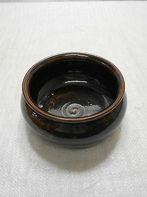 Japanese Tea Ceremony Pottery Bowl Chanoyu Traditional Vintage  #97