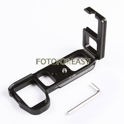 QR Vertical L Bracket Plate for Sony A7II A7R II A7S II ILCE-7M2 7RM2 Camera