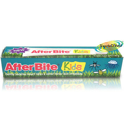 Afterbite for Kids/Children Gel Cream 20g Itching Relief After Insect Bite/Sting
