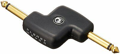 Planet Waves 1/4 inch Male Mono Offset Adapter PW-P047B