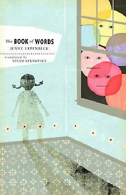 The Book of Words by Jenny Erpenbeck Paperback Book (English)