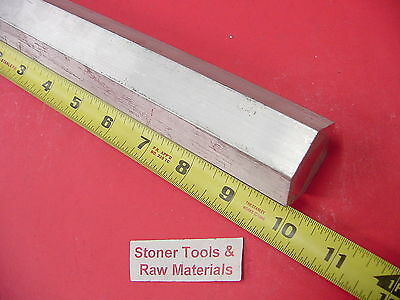 "HEX 1-3/8"" ALUMINUM 6061 HEX BAR 10"" long T6511 1.375 SOLID LATHE STOCK"