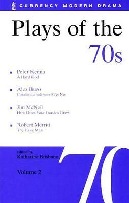 Plays of the 70s: v.2: Vol 2 (Currency Modern Drama) (Paperback), 9780868195520
