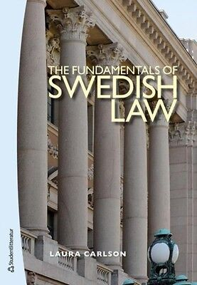 Fundamentals of Swedish Law (Paperback), Laura Carlson, 9789144078724