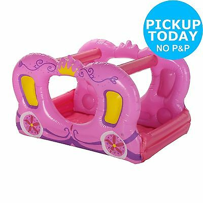 Chad Valley Princess Carriage Ball Pit and Pool -From the Argos Shop on ebay