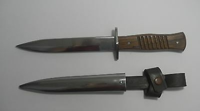 WW1 GERMAN TRENCH KNIFE- Reproduction (G-207)
