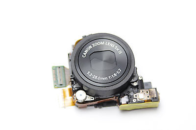 Canon PowerShot S120 IS Lens Assembly Replacement Repair Part With CCD Sensor US