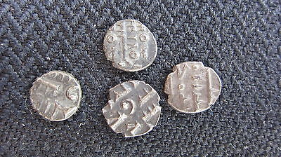 (1) - Islamic SILVER AMIRS OF SIND 9TH-11TH Century AD COIN OF INDIAN SULTANATES