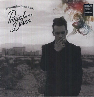 Panic! At the Disco, - Too Weird to Live Too Rare to Die [New Vinyl]