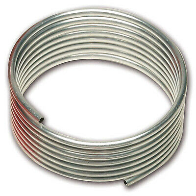 OMP Spare Plumbed In Fire Extinguisher Alloy Tubing- 6mm ID - 8mm OD - 4m Length