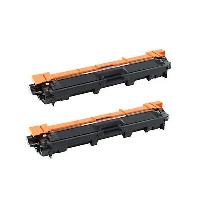 2x TN-251 BLACK only Toner for Brother HL3150CDN HL3170CDW MFC9330CDW MFC9335CDW