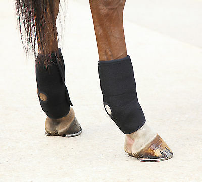 SHIRES HOT/COLD JOINT RELIEF BOOTS 2005 versatile therapeutic boots horse
