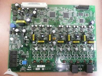 NEC Aspire 0891017 / IP1NA-8SLIU-A1 8 Station Analog Station Card Circuit Card