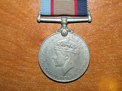WW2 Australia Service Medal 1939-1945 named