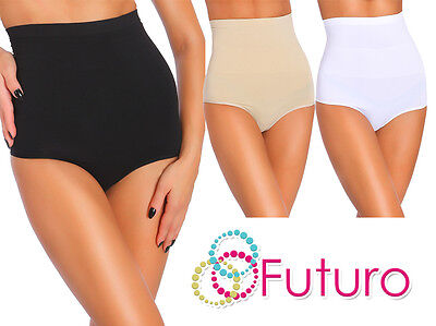Ladies Slimming Tummy Control Pants Body Shaping Briefs Sizes S - XXL FG7373