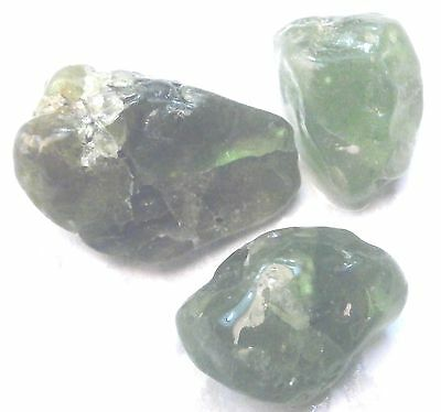 Olivine (peridot)  A8285  San Carlos Reservation, Arizona  faceting potential