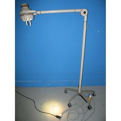 Adel 2112 Floor Exam Procedure Light  with 60 Day Warranty and Rolling Stand