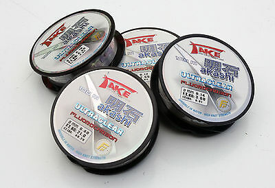 Take Fluorocarbon 100m Spools for rig & trace making -Huge Range Of Sizes