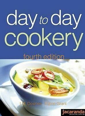 NEW Day to Day Cookery By I. M. Downes Paperback Free Shipping