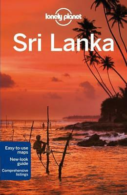 NEW Sri Lanka By Lonely Planet Paperback Free Shipping