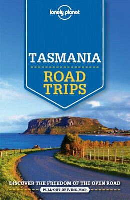 NEW Tasmania Road Trips By Lonely Planet Paperback Free Shipping