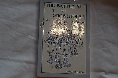 American Revolution Canadian Rogers Rangers  Battle on Snowshoes Reference Book
