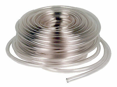 Clear Tubing, 1/4in ID x 10ft