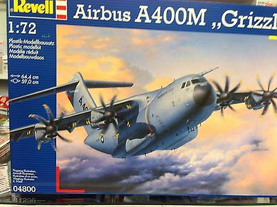 +++ Revell Airbus A400 M Grizzly 1:72 04800