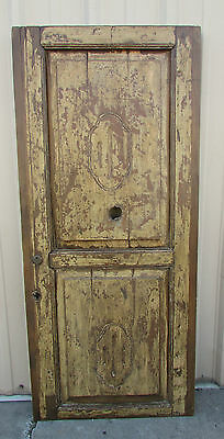 Antique Heavy Mexican Old Door-Vintage-Primitive-Rustic-29x66-Table-Barn Door