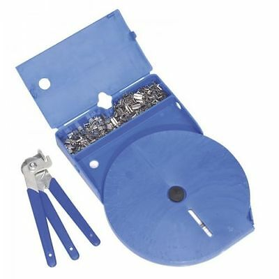 Sealey CV Joint Boot Universal Clamp / Pliers + Bands With  Tool Kit