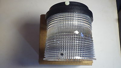 Edwards 101Sinc-N5 Stackable Beacon Steady On Incandescent Clear Nib