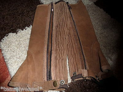 New Loveson 1/2 Chaps Adults Regular Small Size