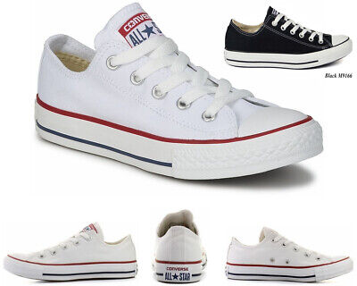 Converse Infant White Kids Girls Boys Ladies Trainers Women Shoes UK All Sizes